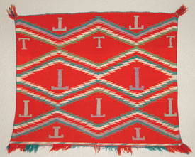 The Collector S Guide Navajo Saddle Blankets